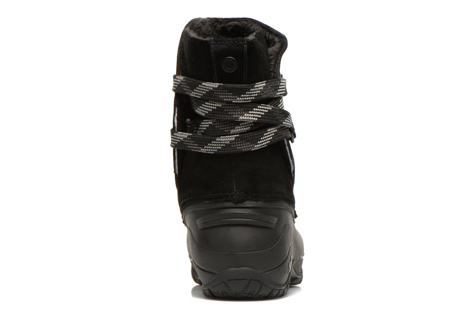 Chaussures de sport The North Face W Shellista II Pull-on Noir vue droite