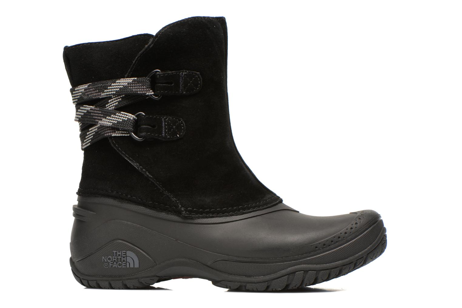 Sport shoes The North Face W Shellista II Pull-on Black back view