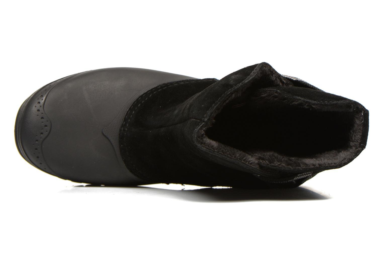 Zapatillas de deporte The North Face W Shellista II Pull-on Negro vista lateral izquierda