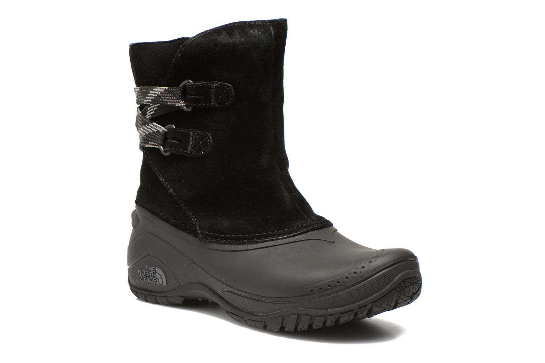 Zapatillas de deporte The North Face W Shellista II Pull-on Negro vista de detalle / par
