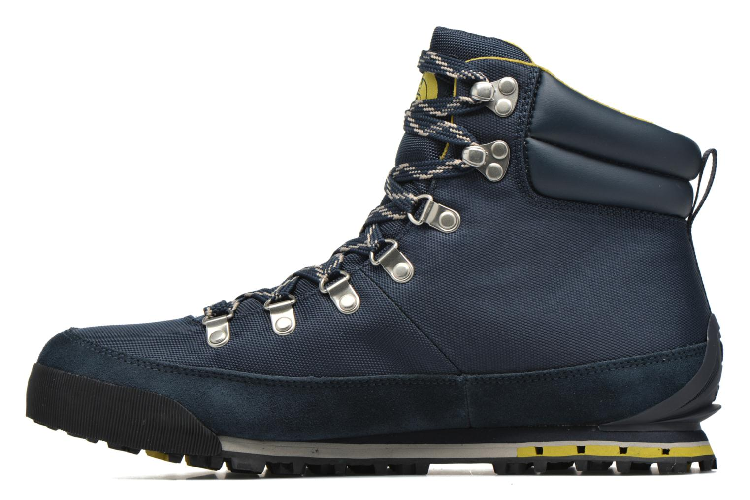 Veterschoenen The North Face M Back-To-Berkeley NL Blauw voorkant