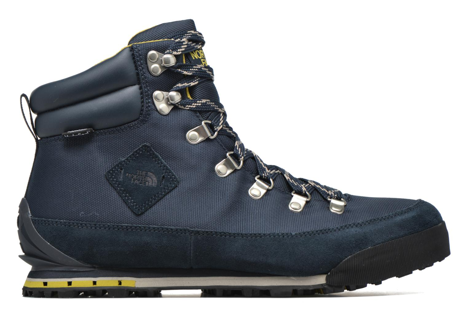 Veterschoenen The North Face M Back-To-Berkeley NL Blauw achterkant