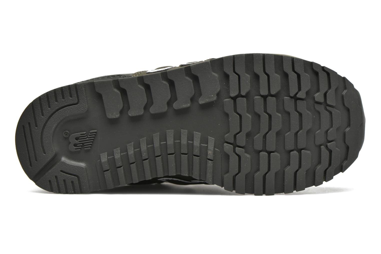 Trainers New Balance KV500 Green view from above