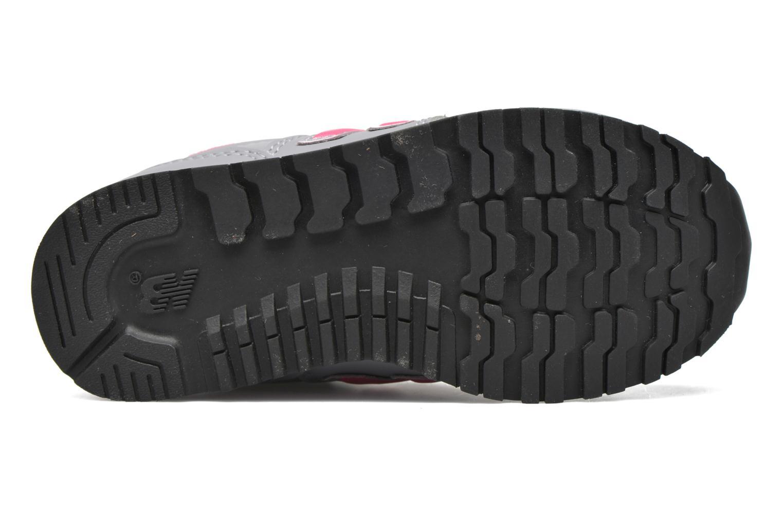Sneaker New Balance KV500 grau ansicht von oben