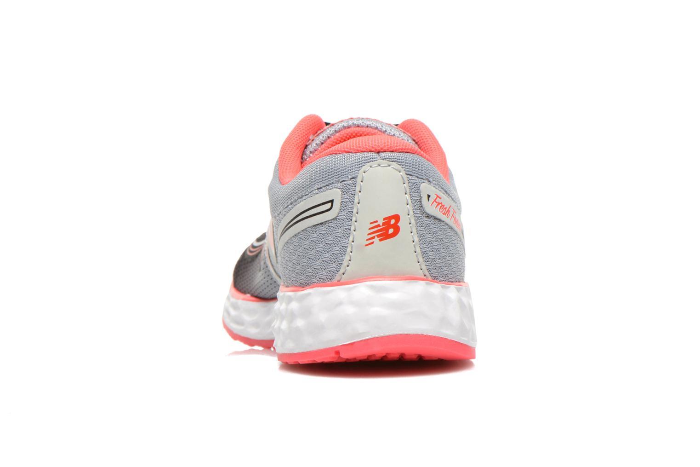 Sneakers New Balance K1980 B Zwart rechts
