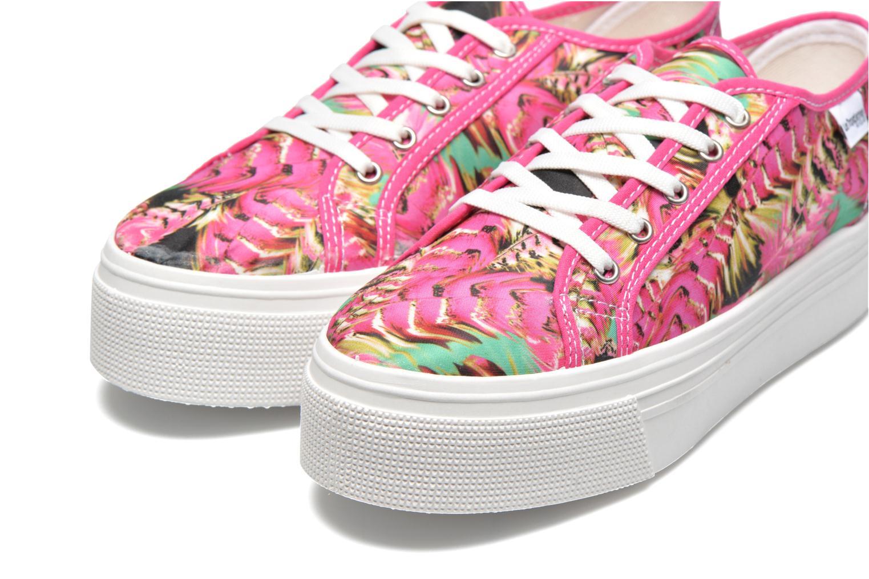 Sneakers Les Tropéziennes par M Belarbi Samba Roze 3/4'