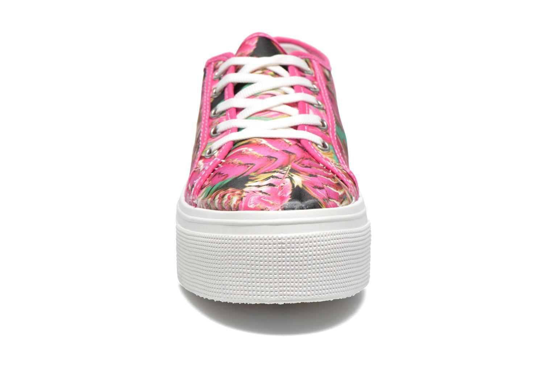 Sneaker Les Tropéziennes par M Belarbi Samba rosa schuhe getragen