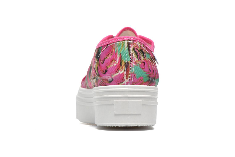 Sneaker Les Tropéziennes par M Belarbi Samba rosa ansicht von rechts