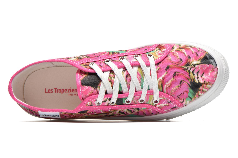 Sneaker Les Tropéziennes par M Belarbi Samba rosa ansicht von links
