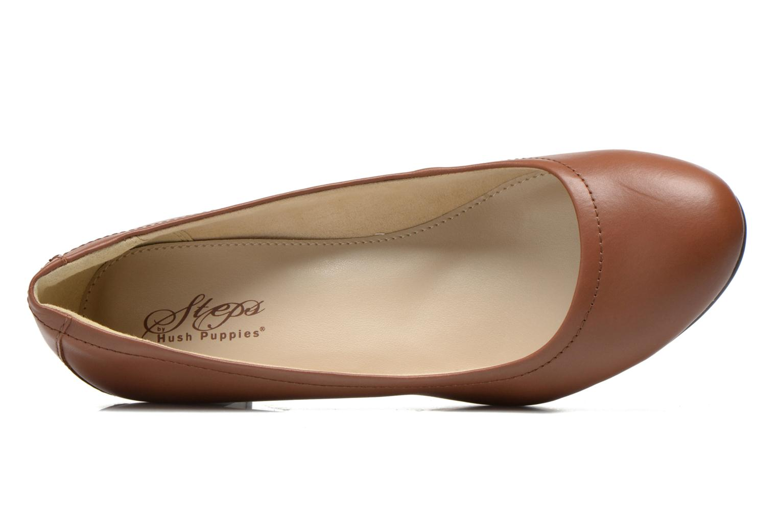 Aven Imagery Tan Leather