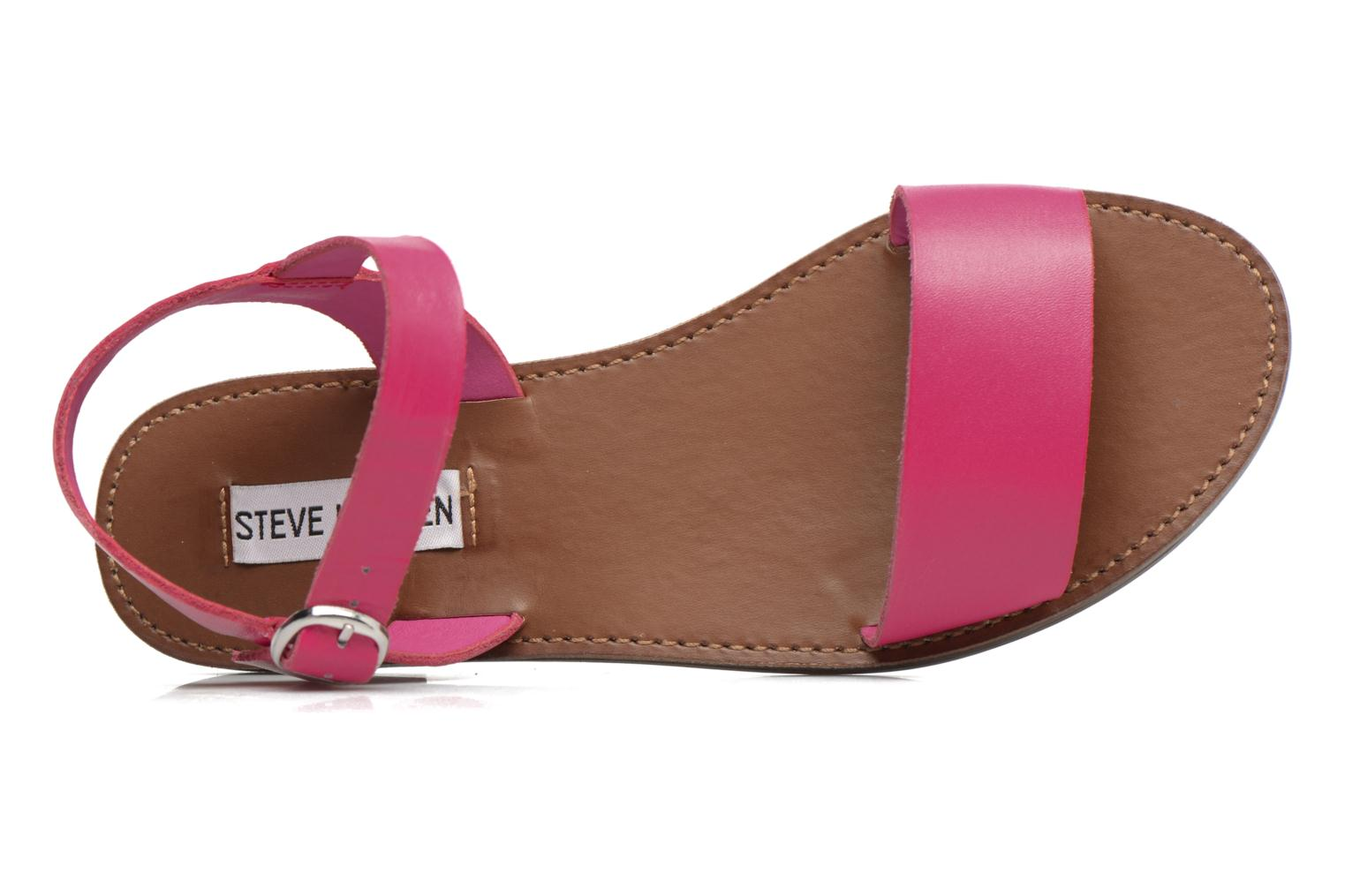 Sandals Steve Madden Donddi Pink view from the left