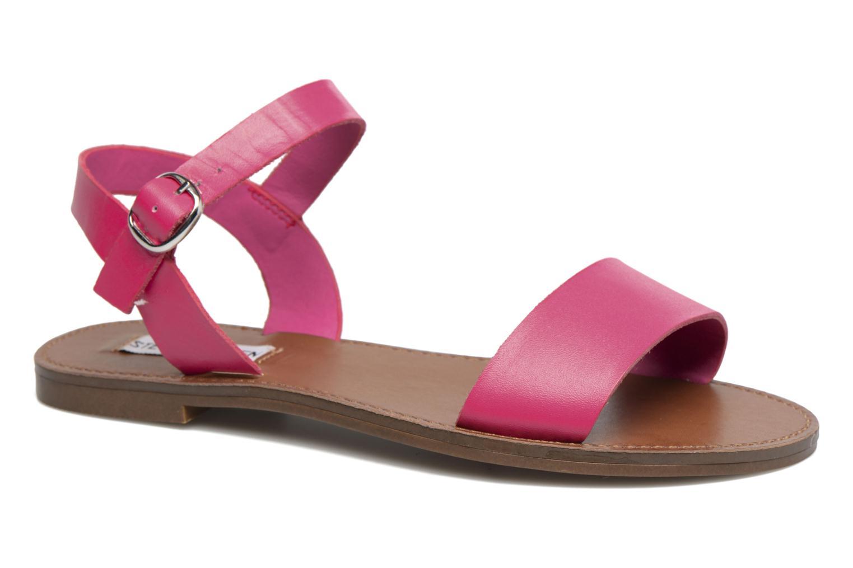 Sandaler Steve Madden Donddi Pink detaljeret billede af skoene