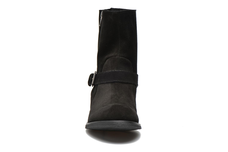 Bottines et boots Georgia Rose Anilda Noir vue portées chaussures