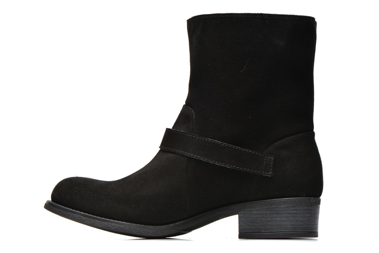 Bottines et boots Georgia Rose Anilda Noir vue face