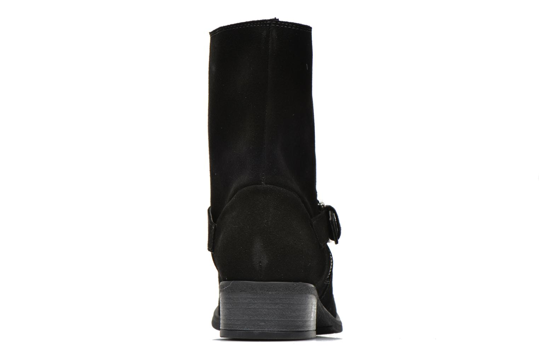 Bottines et boots Georgia Rose Anilda Noir vue droite