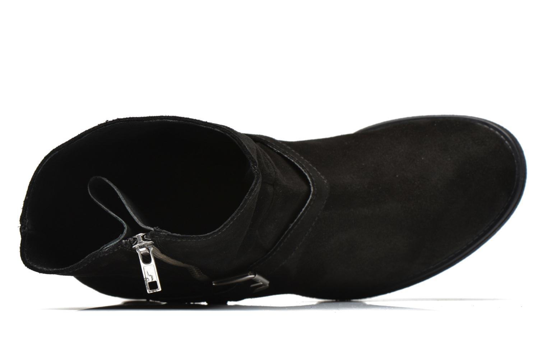 Bottines et boots Georgia Rose Anilda Noir vue gauche