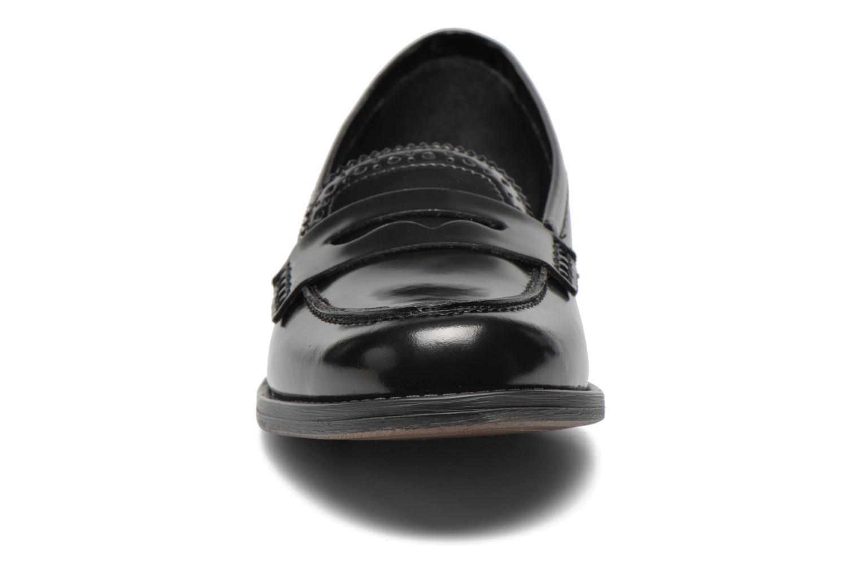 Loafers Georgia Rose Ananda Sort se skoene på