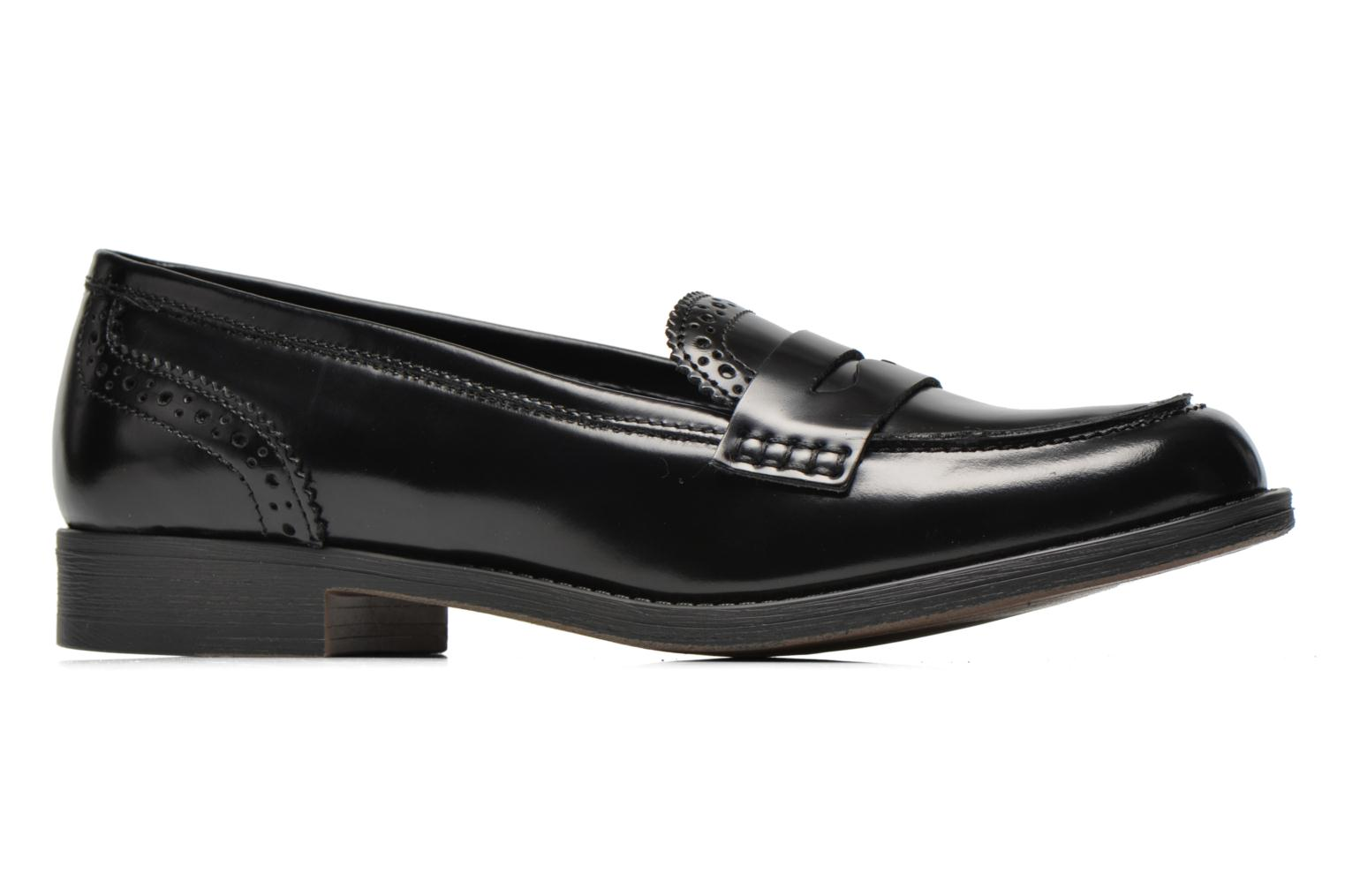 Loafers Georgia Rose Ananda Black back view