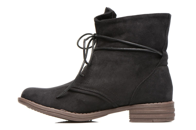 Bottines et boots I Love Shoes Thableau E Noir vue face