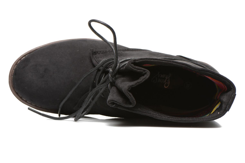 Bottines et boots I Love Shoes Thableau E Noir vue gauche