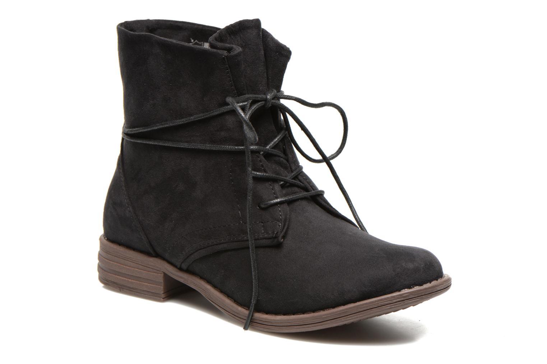 Bottines et boots I Love Shoes Thableau E Noir vue détail/paire