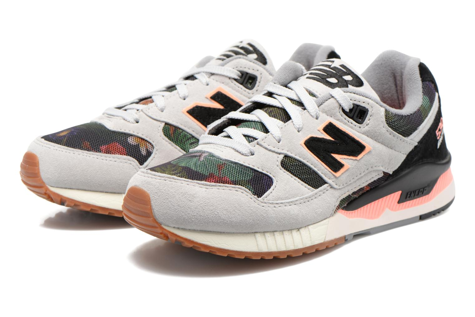 Baskets New Balance W530 Multicolore vue 3/4