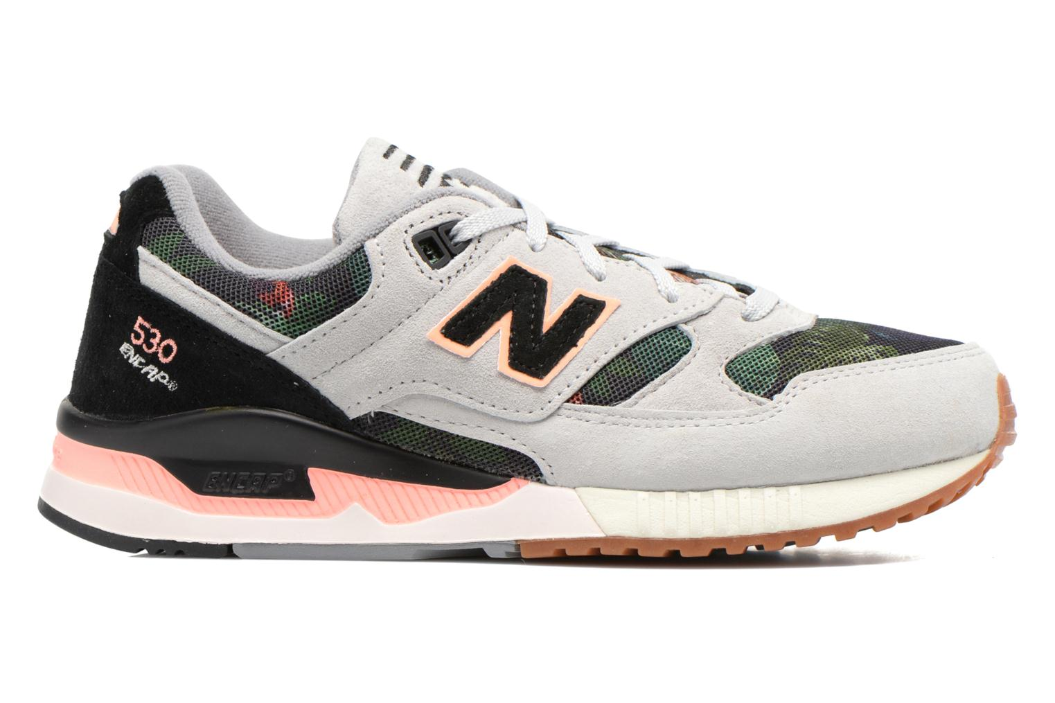 Baskets New Balance W530 Multicolore vue derrière