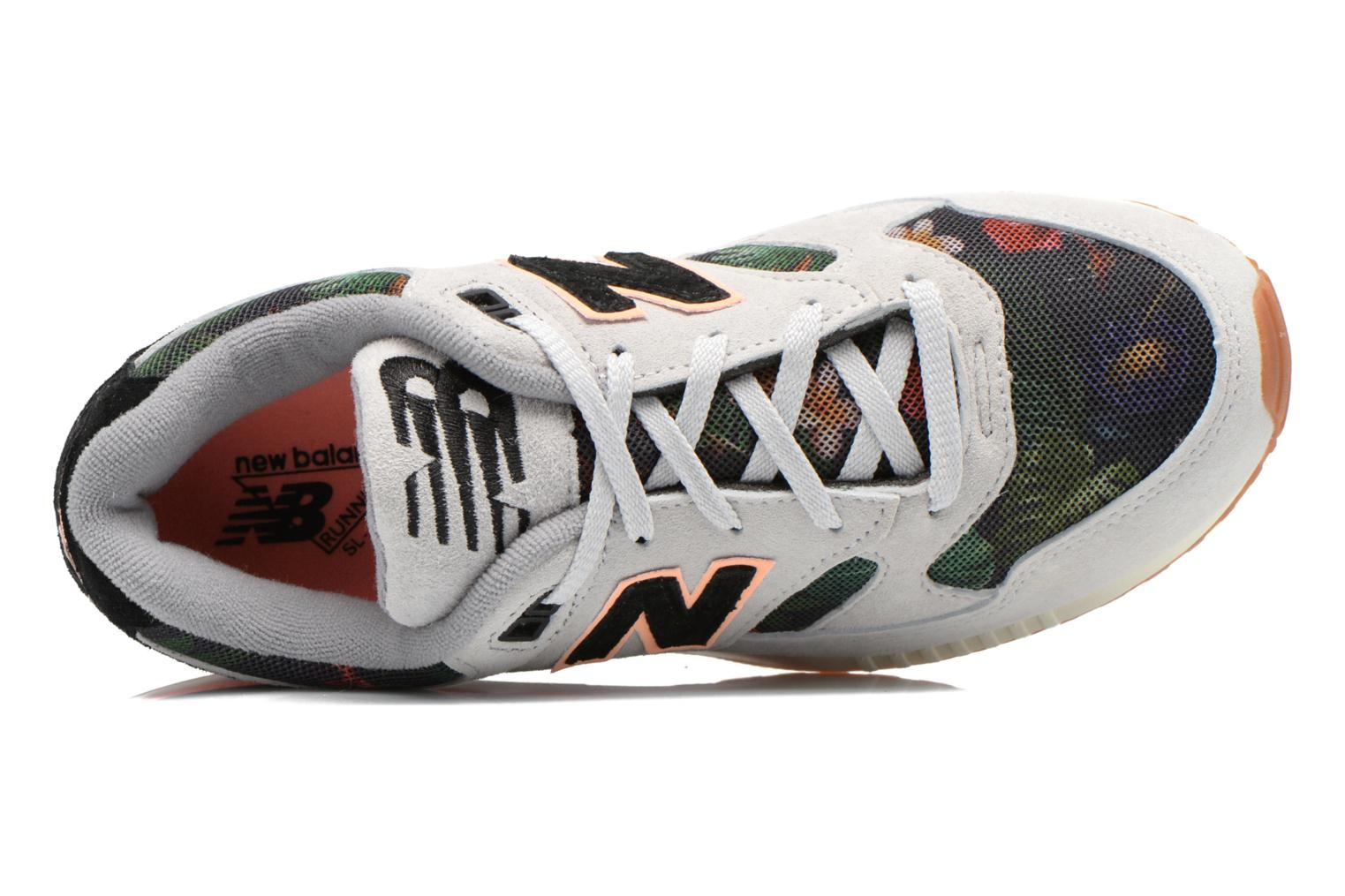 Baskets New Balance W530 Multicolore vue gauche