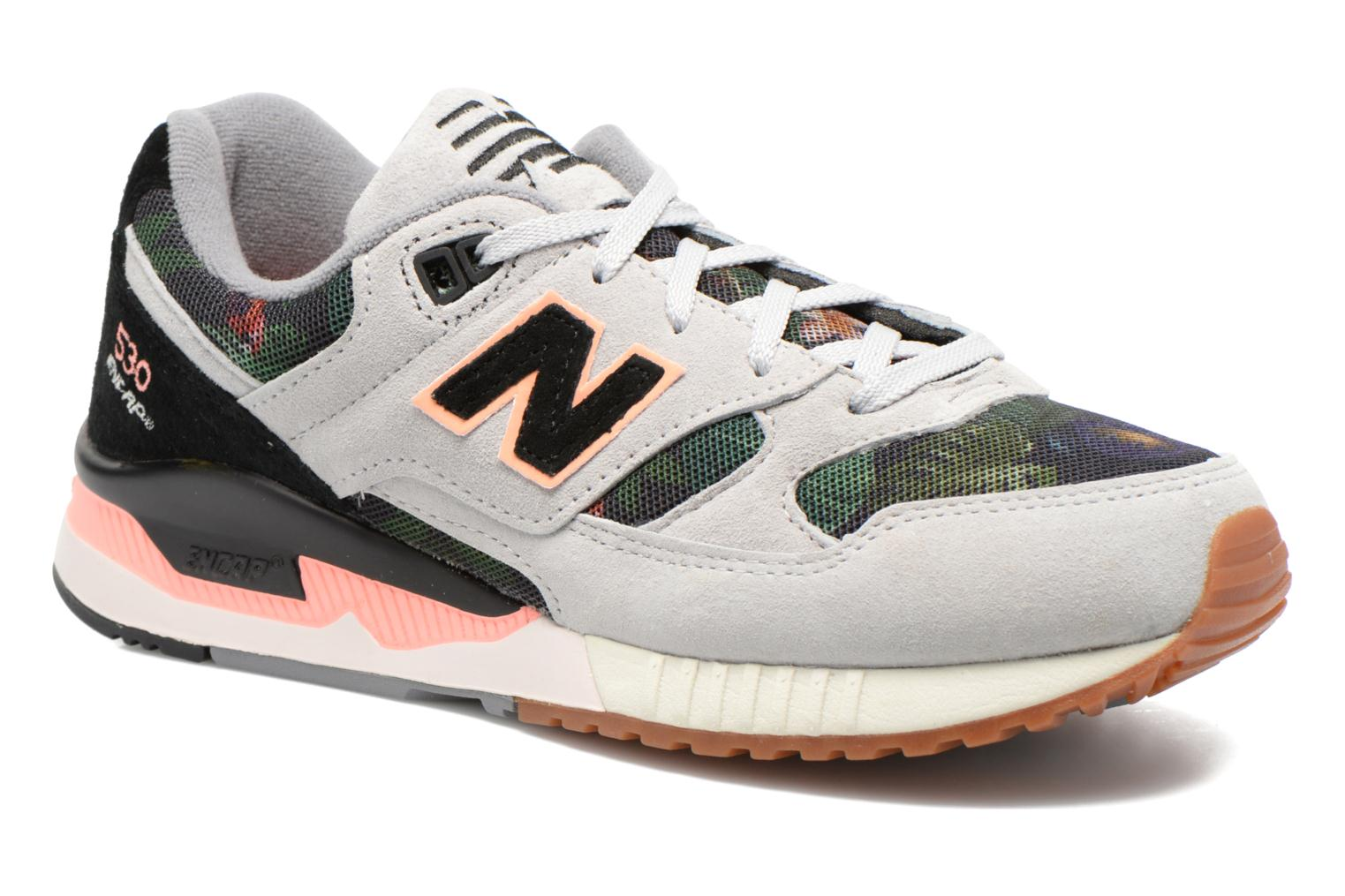 Baskets New Balance W530 Multicolore vue détail/paire