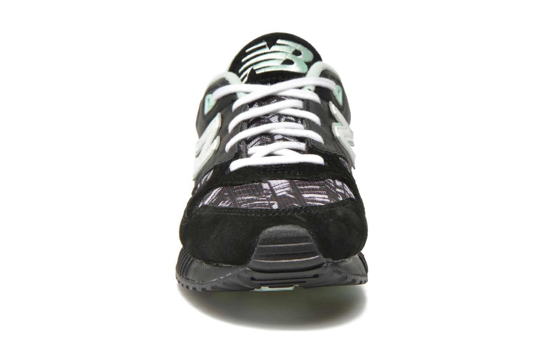 Baskets New Balance W530 Noir vue portées chaussures