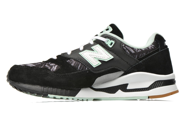 Sneakers New Balance W530 Zwart voorkant