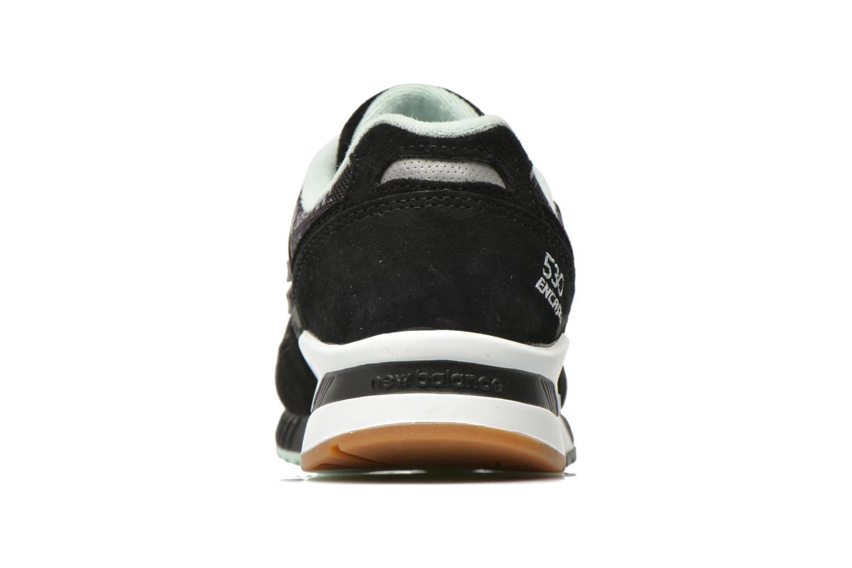 Sneakers New Balance W530 Zwart rechts