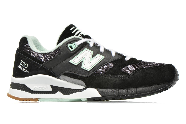 Sneakers New Balance W530 Zwart achterkant