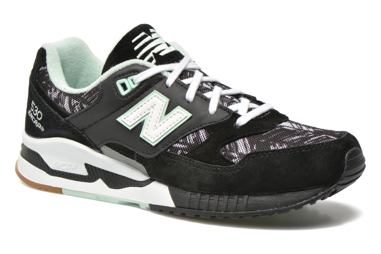 Sneakers New Balance W530 Zwart detail