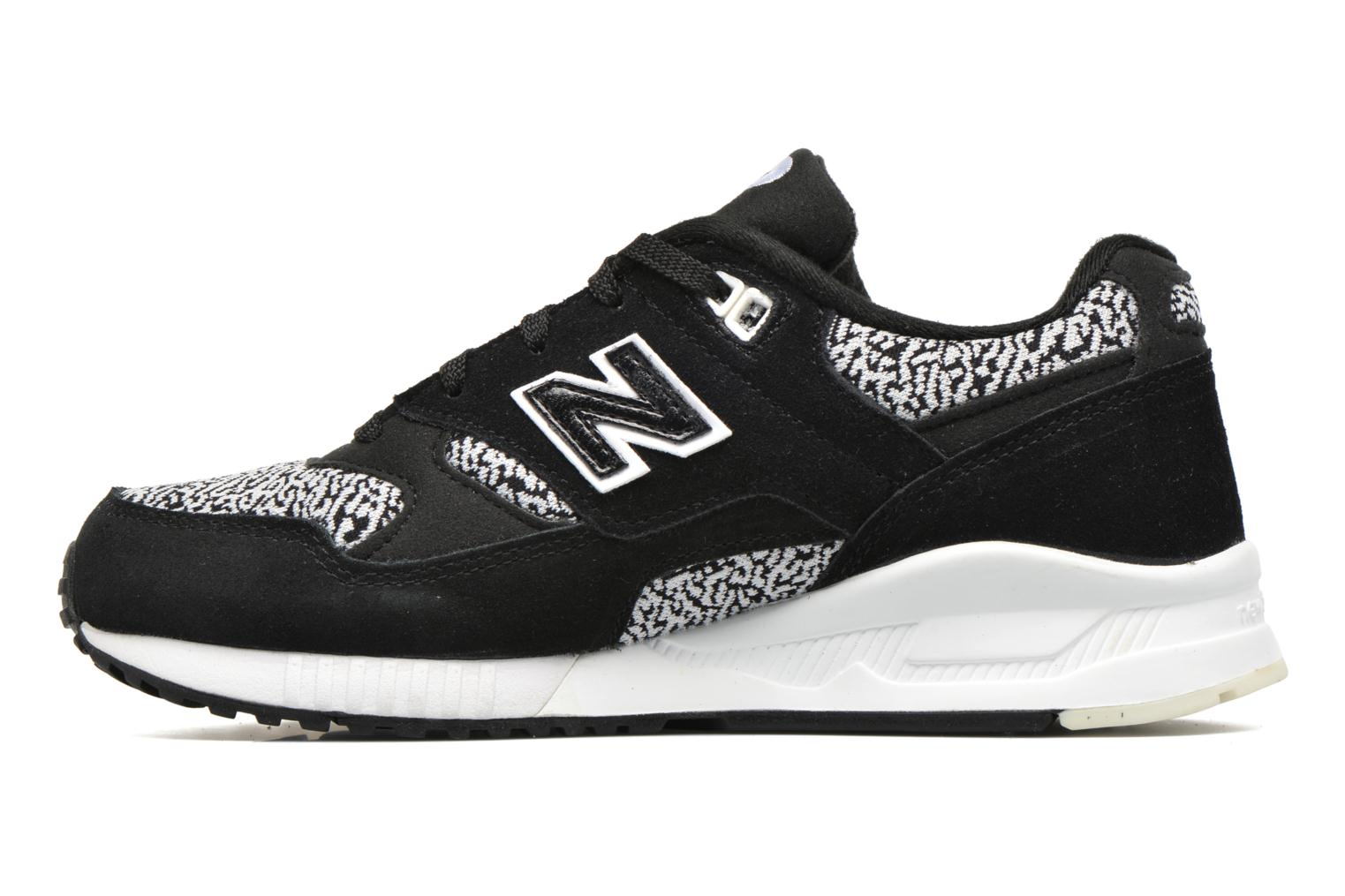 Baskets New Balance W530 Noir vue face