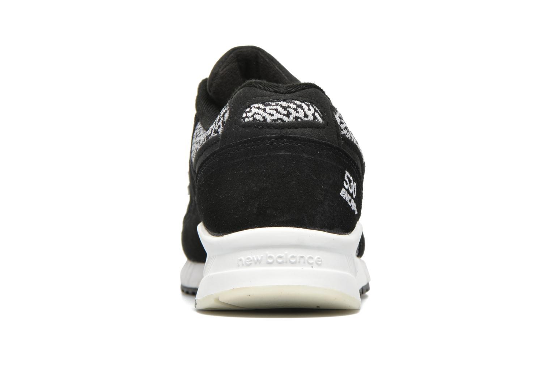 Sneakers New Balance W530 Sort Se fra højre