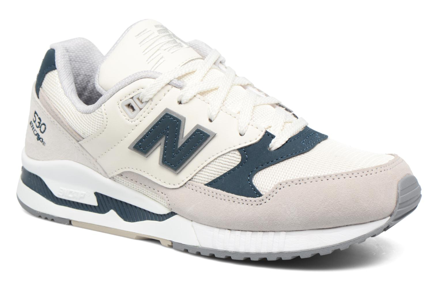 new balance grise et doree