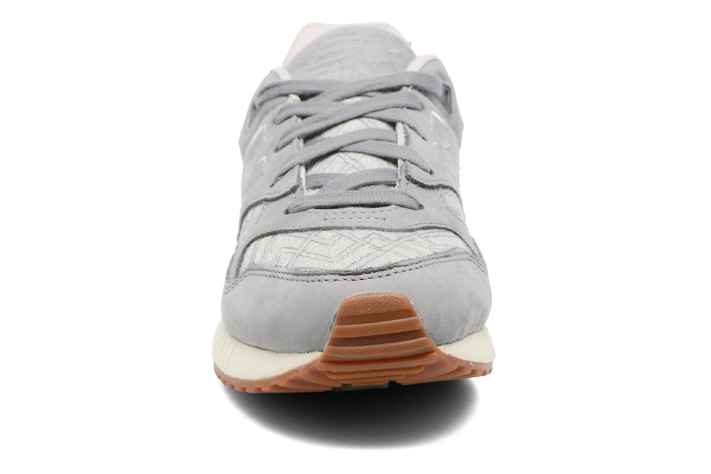 Sneaker New Balance W530 grau schuhe getragen