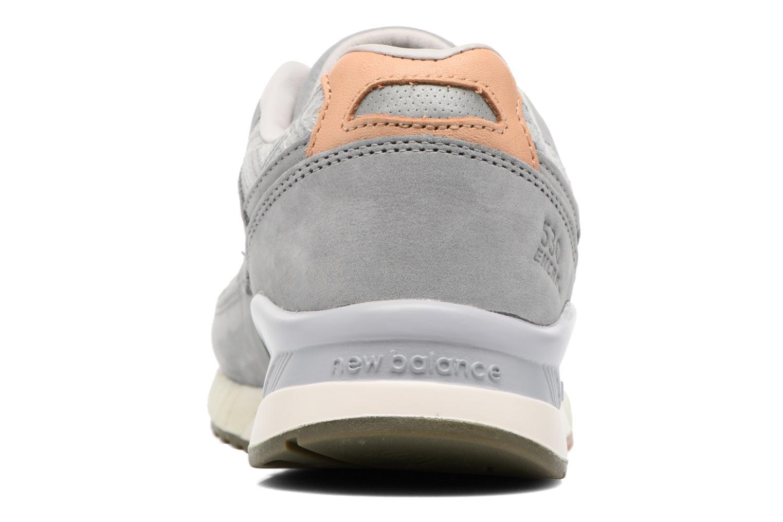 Sneaker New Balance W530 grau ansicht von rechts