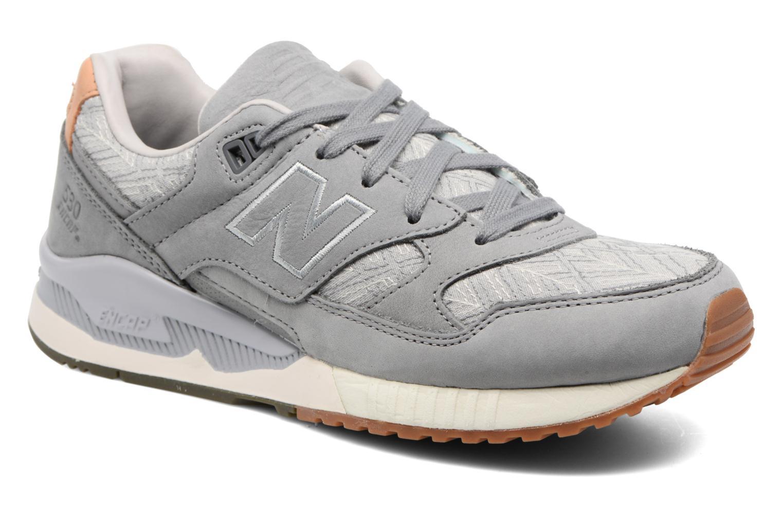 Sneakers New Balance W530 Grå detaljerad bild på paret