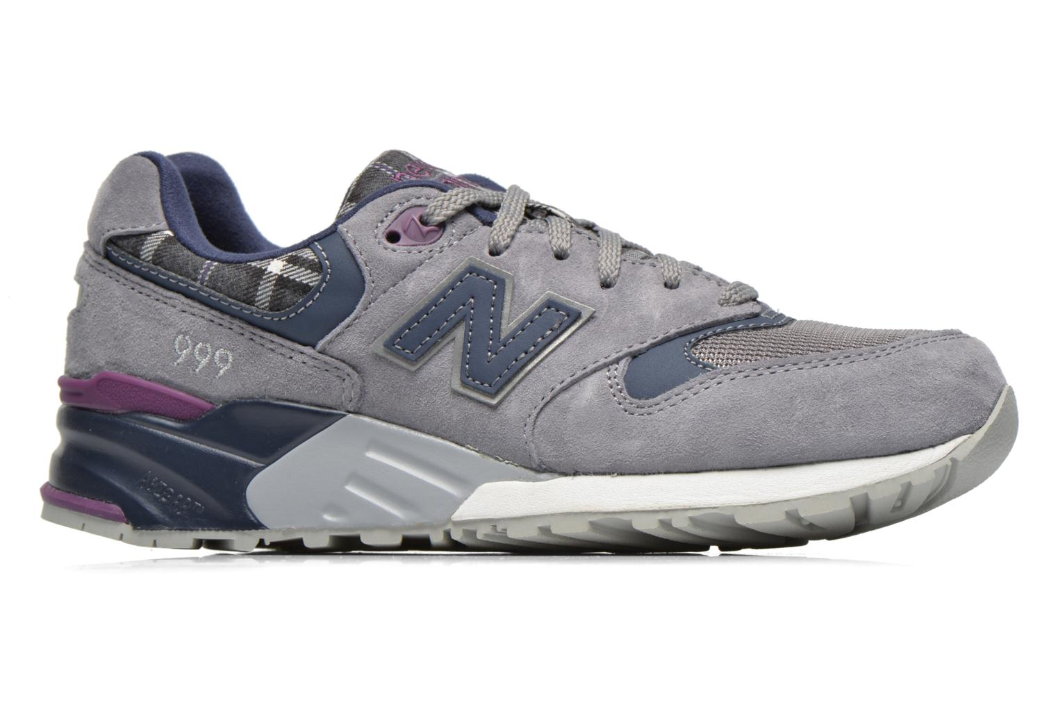 Trainers New Balance WL999 Grey back view