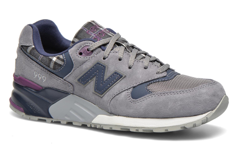 Sneakers New Balance WL999 Grå detaljerad bild på paret