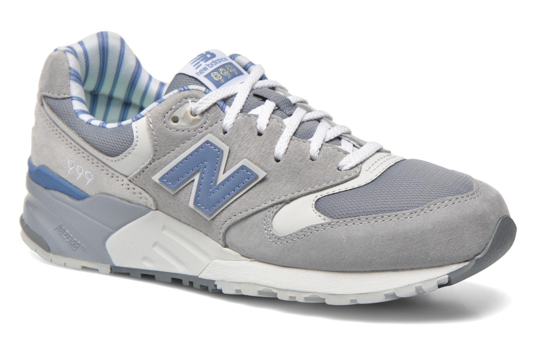 Grandes descuentos últimos zapatos New Balance WL999 (Gris) - Deportivas Descuento