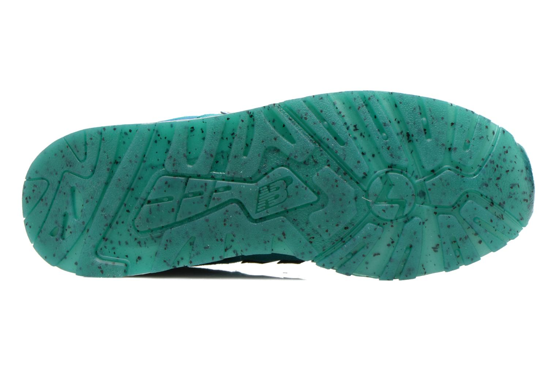 Sneaker New Balance WL999 grün ansicht von oben