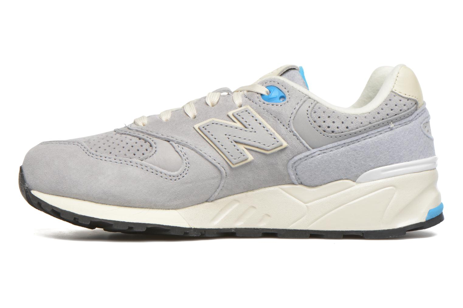 Baskets New Balance WL999 Gris vue face