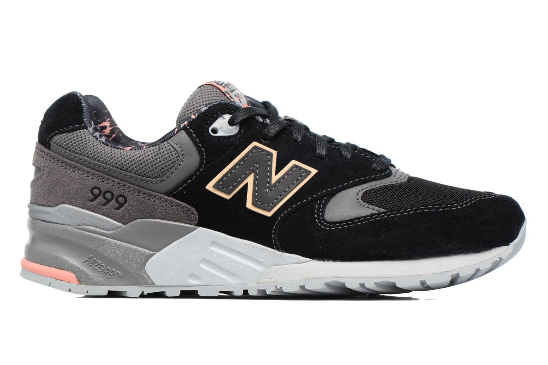 Sneakers New Balance WL999 Svart bild från baksidan