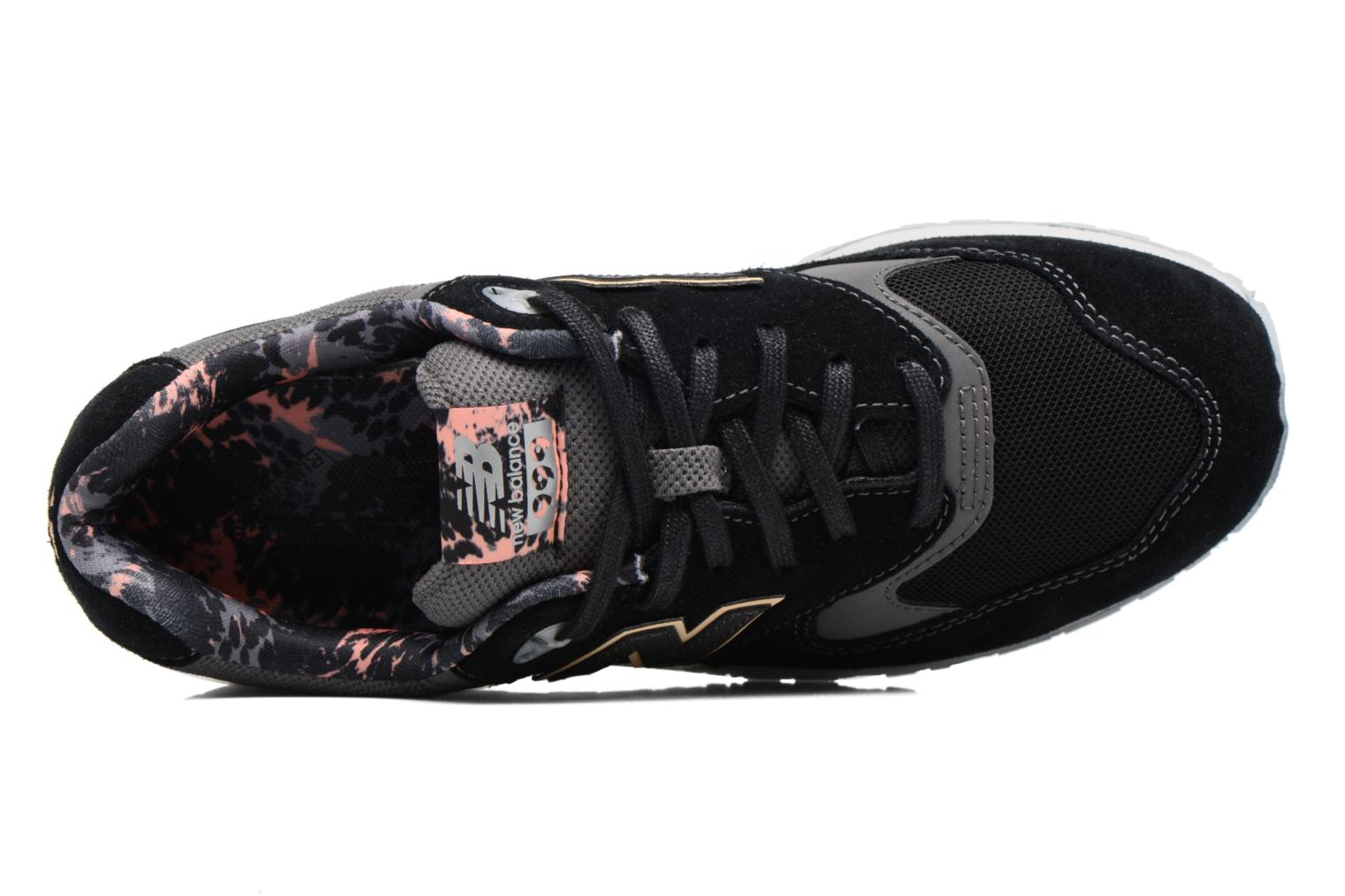 Trainers New Balance WL999 Black view from the left