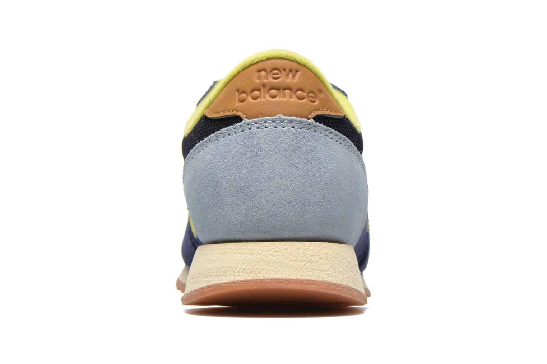 Sneaker New Balance CW620 blau ansicht von rechts