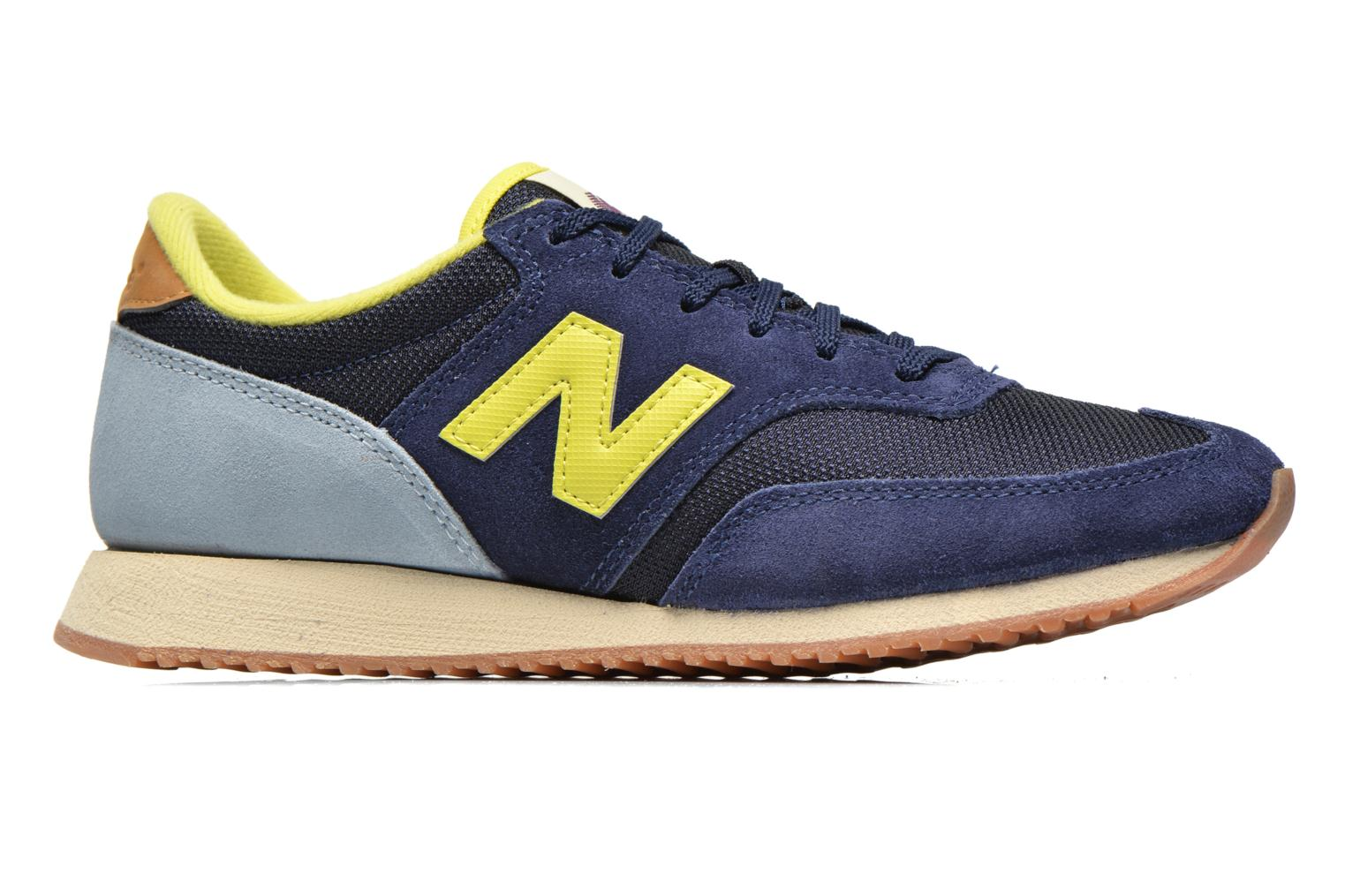 Sneakers New Balance CW620 Blauw achterkant