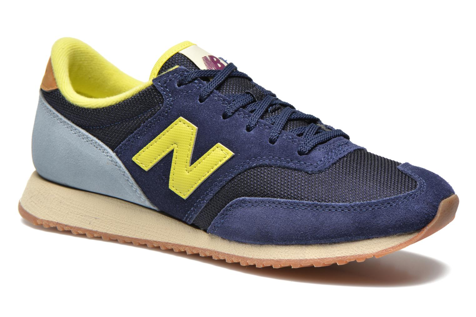 Trainers New Balance CW620 Blue detailed view/ Pair view